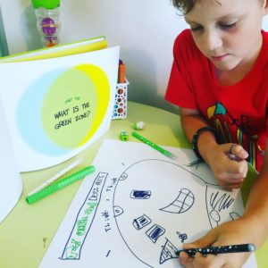 NDIS Provider | Victor Harbor | Boy doing puzzles