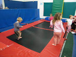 School Holiday Program at Bounce